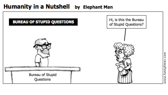 Humanity in a Nutshell by Elephant Man