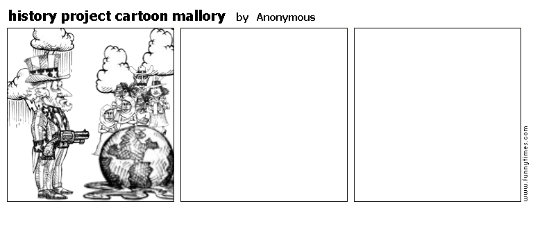 history project cartoon mallory by Anonymous
