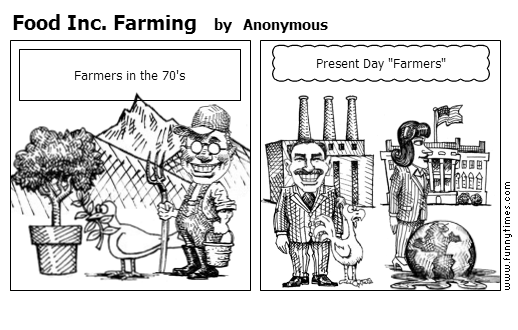 Food Inc. Farming by Anonymous