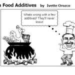 Dangers of Unknown Food Additives
