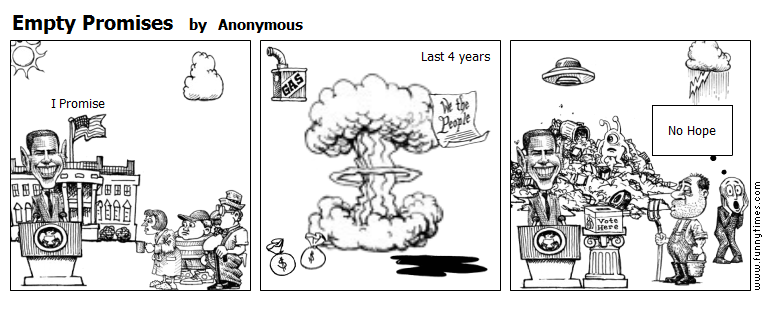Empty Promises by Anonymous