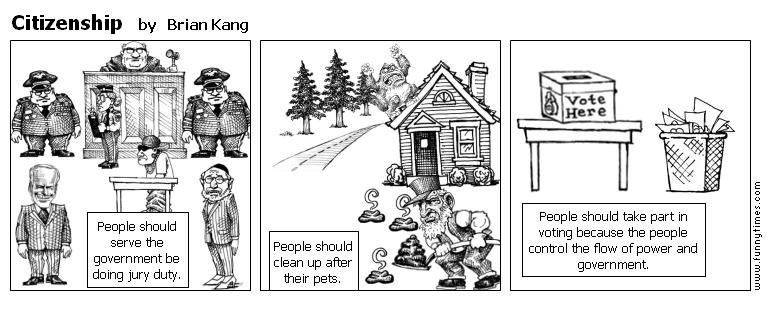 Citizenship by Brian Kang