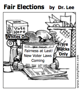 Fair Elections by Dr. Lee
