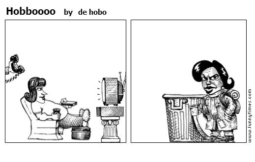 Hobboooo by de hobo