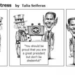 President Obama's Stress