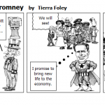 Economy..after Mitt romney