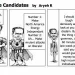 Keeping Up With The Candidates
