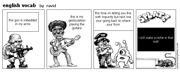 english vocab by ravid