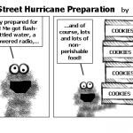 Sesame Street Hurricane Preparation