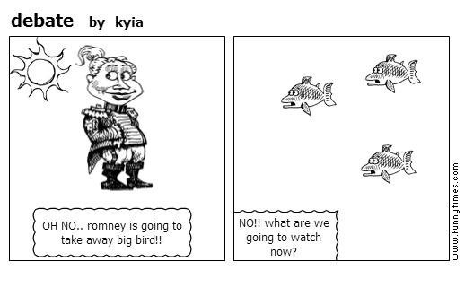 debate by kyia