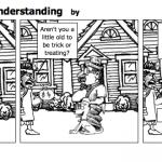 The Halloween Misunderstanding