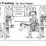 Mitt Romney Trick Or Treating