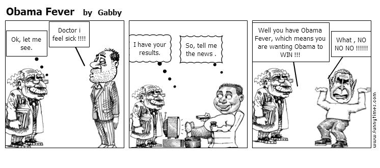 Obama Fever by Gabby