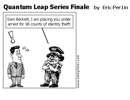Quantum Leap Series Finale by Eric Per1in