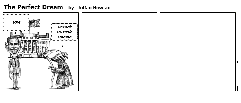 The Perfect Dream by Julian Howlan