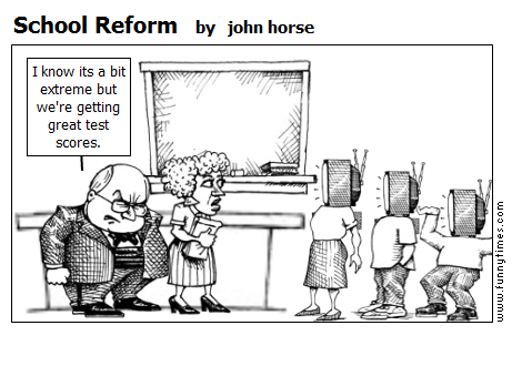 School Reform by john horse