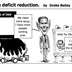Obama deficit reduction.