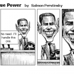 Obama Shows His True Power