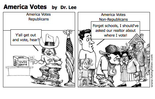 America Votes by Dr. Lee