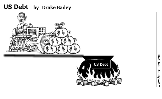 US Debt by Drake Bailey