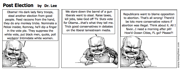 Post Election by Dr. Lee