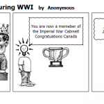 Canadian Identity during WWI