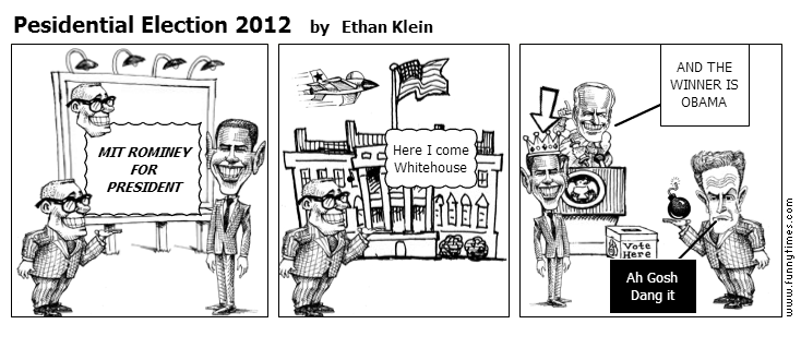 Pesidential Election 2012 by Ethan Klein