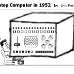 Laptop Computer in 1952