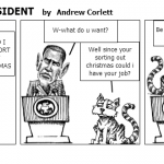 GARFIELD FOR PRESIDENT