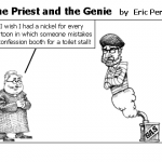 The Priest and the Genie