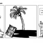 oil spill funny