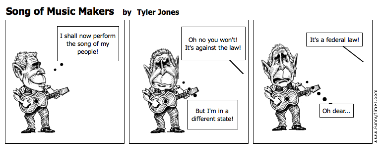 Song of Music Makers by Tyler Jones