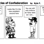 George W. Bush Articles of Confederation