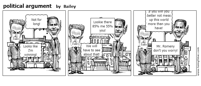 political argument by Bailey