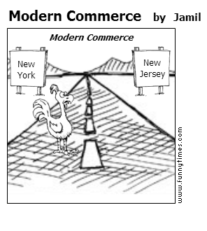 Modern Commerce by Jamil