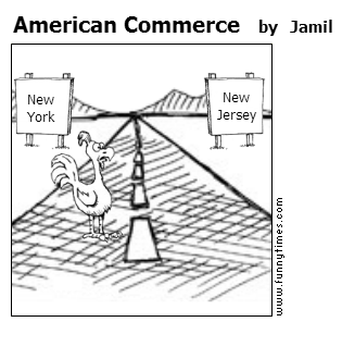 American Commerce by Jamil
