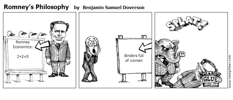 Romney's Philosophy by Benjamin Samuel Doverson