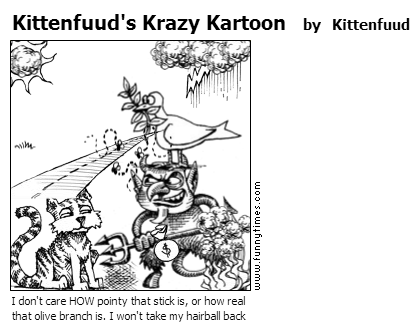 Kittenfuud's Krazy Kartoon by Kittenfuud