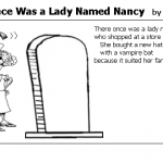 There Once Was a Lady Named Nancy