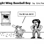 Right Wing Baseball Boy