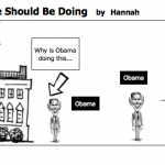 Obama and What He Should Be Doing