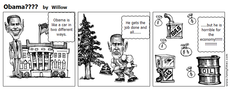 Obama by Willow