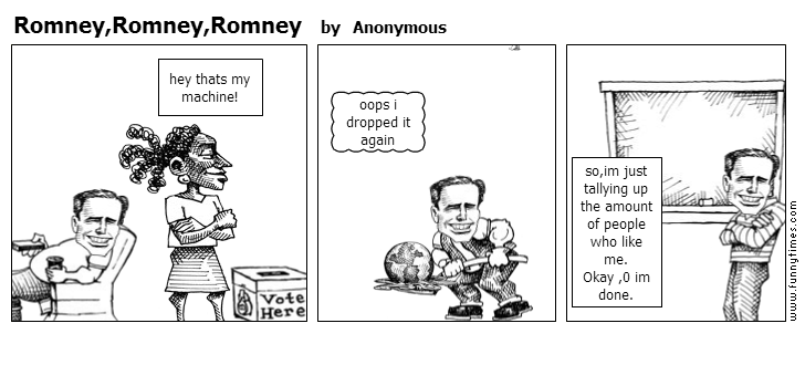 Romney,Romney,Romney by Anonymous