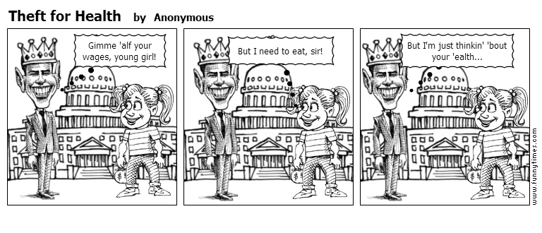 Theft for Health by Anonymous