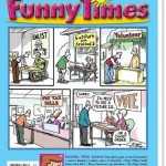 Funny Times November 2012 Issue