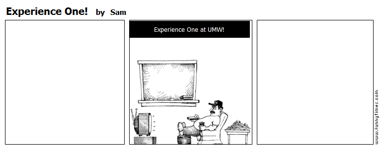 Experience One by Sam