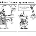 Roman Political Cartoon