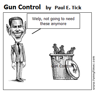 Gun Control by Paul E. Tick