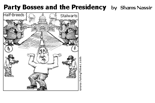 Party Bosses and the Presidency by Shams Nassir