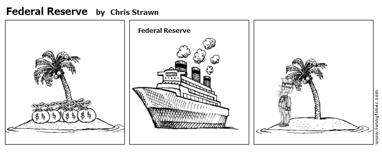 Federal Reserve by Chris Strawn